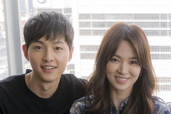 Сон Джун Ки и его жена  Сон Хе Гё