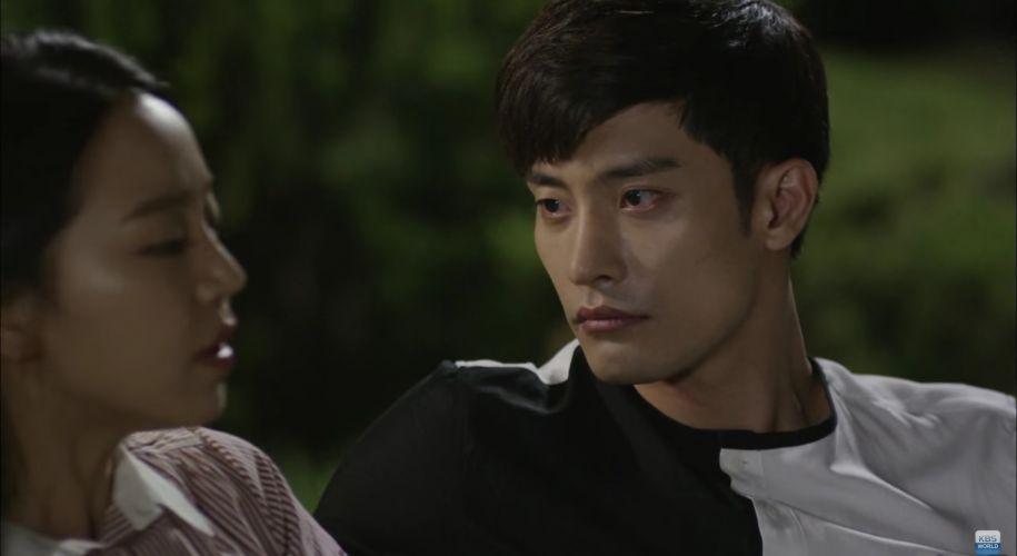 Сон Хун в дораме «Пятеро детей»