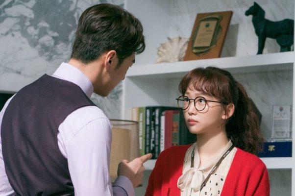 Хан Чжи Сон в дораме «Я люблю тебя с первого взгляда»