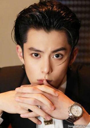 Дилан Ван (Ван Хэ Ди) – новое имя в списке самых красивых актеров Азии