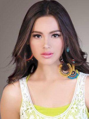 Яя Урассая Спербунд – самая красивая тайская актриса