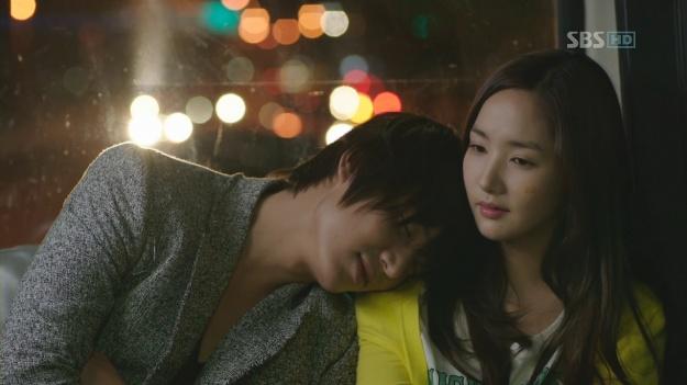 🤗Ли Мин Хо просто обожает эту сцену😅