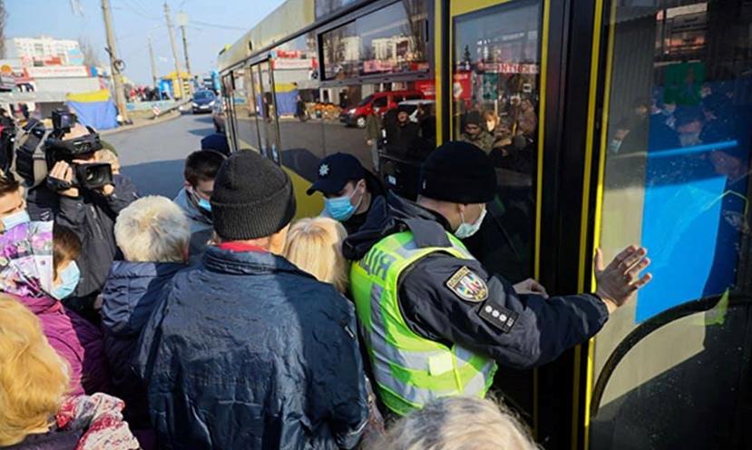 Вся ситуация с коронавирусом в Киеве на сегодняшний день