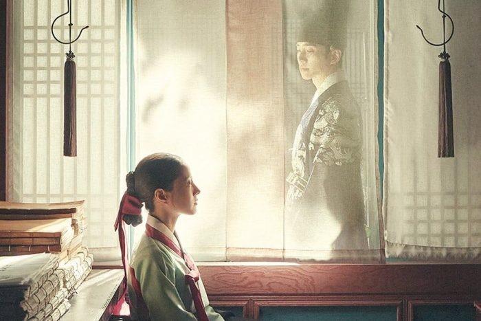 Дорама «Красный манжет рукава»: роман придворной дамы и императора